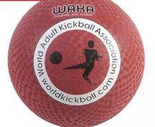 "WAKA Official Kickball Adult 10"" Ball Frisbees Boomerangs Outdoor Toys Hobbies"