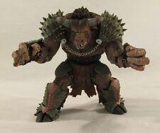 "Warriors of the Zodiac: ""Taurus"" Action Figure (McFarlane Toys, 2008)"