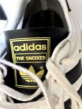 adidas The Sneeker White Men's Shoes casual trainers Size US 8.5 UK 8 EU 42