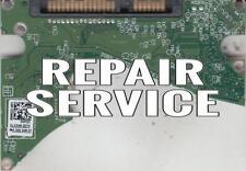 Repair For  WD40NPZZ-00PDPT0, 800022-400 03PD2, WD SATA 2.5 PCB