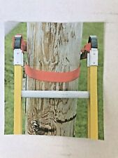 Werner 81 3 Adjustable Pole Lash For Ladders With Hoop Style End Caps