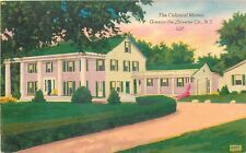Colonial Manor Greenville Green County NY New York Postcard
