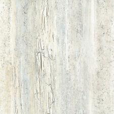 Reclaimed Boards Textured Wallpaper Light Grey Blue Norwall Wallcovering 35332