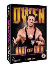 WWE Owen - Hart Of Gold [3x DVD] *NEU* Bret Hart