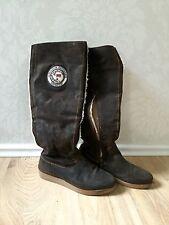 ★ Napapijri Stiefel  Boots Wildleder Neu 37 hoher NP149,00 €★ ★