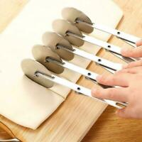 Pastry Cutter Stainless Steel Expandable 3/5/7 Wheel Bread Slicer Divider J6V3