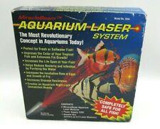 Miracle Beam Aquarium Laser Light System Fresh or Saltwater Fish Reduce Bacteria