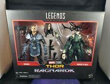 Marvel Legends - Thor Ragnarok Skurge and Hela 2 Pack -  New