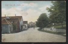 Postcard NORTH HAVEN Maine/ME  Early 1900's Houses/Home & Street view 1907