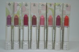 Clinique Long Last Lipstck BNIB 0.14oz./4g ~choose your colour~