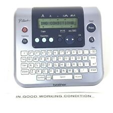 BROTHER P-TOUCH Model PT-1280 Thermal LABEL MAKER Printer, Battery Not Included