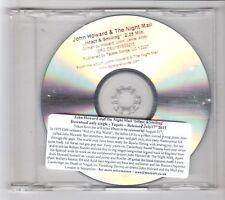 (HA805) John Howard And The Night Mail, Intact & Smiling - 2015 DJ CD