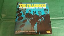 "TRASHMEN, MEAN WOMAN BLUES BIG BOSS MAN - RSD 7"" yellow Ltd."