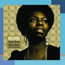 Forever Young, Gifted & Black: Songs of Freedom and Spirit by Nina Simone (CD, J