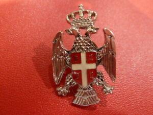 SERBIA  ARMY OF KRAJINA CAP BADGE BADGE