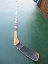 "Vintage Wooden 52"" Long Hockey Stick Canadien"