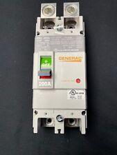 Genrac 200 Amp Gbu 202b/225Af/ Cat#D3943/D3603
