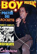 BOY MUSIC  - N.26  del 4 Luglio 1979 - Settimanale del Corriere della Sera