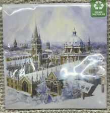 Oxford Scene Charity Christmas Cards Pack Of 5