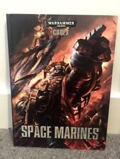 CODEX SPACE MARINE - Warhammer - Games Workshop