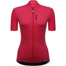 Maglie da ciclismo rossi in maglia taglia XS