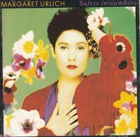 Margaret Urlich - Safety in numbers [New & Sealed] CD