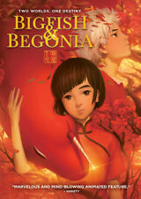 Big Fish & Begonia [New Dvd] Dubbed, Widescreen