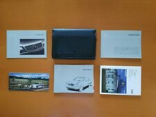 MERCEDES BENZ 1996 E320/E300/E420 OWNER'S MANUAL SET. GASOLINE AND DIESEL.