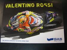 HRC Repsol Honda Team MotoGP 2003 #46 Valentino Rossi (I) Gas Blue Jeans