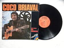 """LP COCO BRIAVAL """"Sur le chemin des manouches"""" UNIDISC UD 30 1363 FRANCE §"""