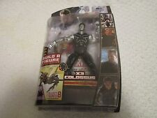 Hasbro Marvel Legends Queen Brood Series X3 Colossus Chase Variant Chrome Silver
