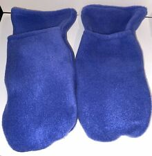 Hand Warmers Microwaveable Mittens By Helga's Elegant Luxuries Aromatherapy Blue