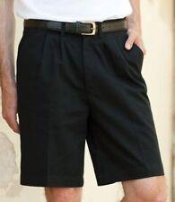 Cotton Patternless Chinos, Khakis Shorts for Men