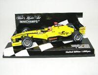 Jordan Toyota No.18 T.Monteiro Formel 1 Showcar 2005  1:43 Minichamps