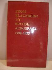 From Blackburn to British Aerospace - 1909-1985