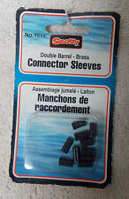 SCOTTY CONNECTOR SLEEVES #1011, NOS