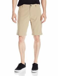Tavik Men's Hawkins Khaki Shorts  Size 30