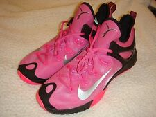 NIKE ZOOM HYPER REV BREAST CANCER AWARENESS SIZE 13 HYPER PINK/BLACK 705370-606