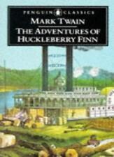 The Adventures of Huckleberry Finn (English Library),Mark Twain, Peter Coveney