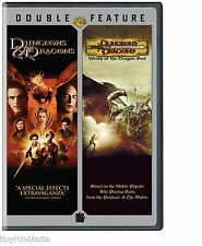 Dungeons & Dragons/Dungeons & Dragons: Wrath of the Dragon God (DVD, 2009)