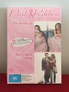 Pink Ribbon Collection - The Break-Up & Along Came Polly [2 Disc PAL DVD]