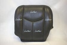2003 2004 2005 2006 Chevrolet Chevy Truck Driver Bottom Seat Cover Dark Gray 692