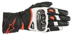 Alpinestars Stella SP-1 V2 Ladies Motorcycle Gloves Sport Racing Summer