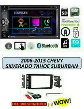 2006-2015 CHEVROLET SILVERADO TAHOE SUBURBAN Stereo TOUCHSCREEN JENSEN CDR5620