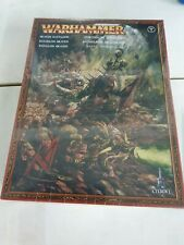 Warhammer Fantasy Sigmar Games Workshop Skaven Army Battalion New Sealed