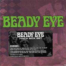 BEADY EYE 7 INCH BOX SET 3 x 7 Inch Vinyl Limited RSD