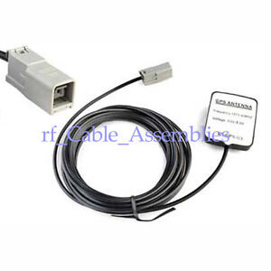 GPS Navigation with HRS GT5 female connector for Antenna-Mercedes Command Alpine