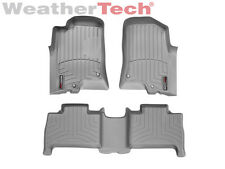 WeatherTech Floor Mats FloorLiner for Hummer H3 - 2006-2010 - Grey