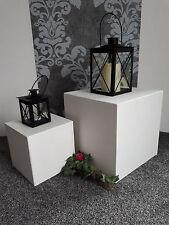 Dekosäulen Set , Deko Säulen, Dekosäulen weiß