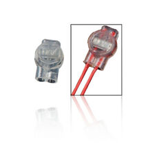 250 x Telecoms Gel Insulated Crimp 2-Way IDC Connectors Type 8A